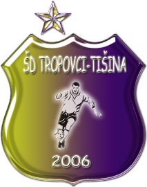 Show project related information of the Club [ŠD Tropovci-Tišina]